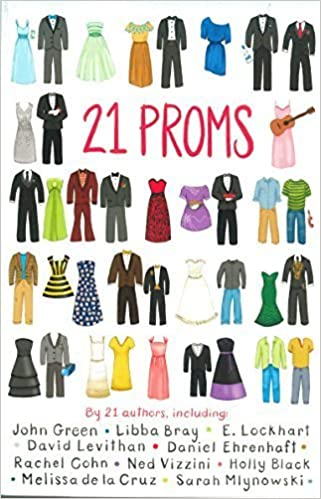 21 Proms by Scholastic (2015-01-07)