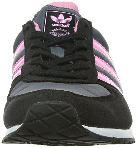 adidas - Zapatillas de sintético para mujer cblack/sttrbl/ftwwht 36.6EU/ 22,5 cm schwarz/rose Talla:3 1/2 - schwarz/rose