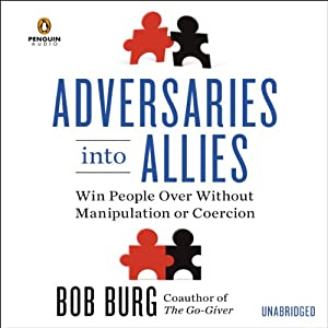 Adversaries Into Allies Audiobook