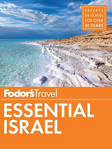 Fodor's Essential Israel (Full-color Travel - Israel Site