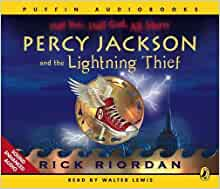 The Lightning Thief Percy Jackson And The Olympians Rick Riordan Walter L
