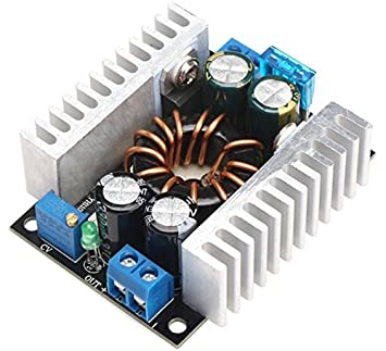 haoyishang 150 W DC convertidor Boost módulo de alimentación regulador de voltaje Junta 10 – 32