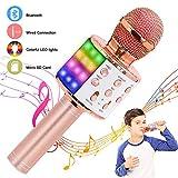 Verkstar Karaoke Microphone, Birthday Gift Toy