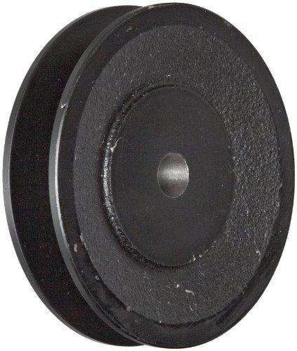 Martin BK40 P/B Plain Bore FHP Sheave, 4L/5L or B Belt Section, 1 Groove, 1/2
