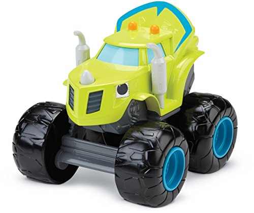 Fisher-Price Nickelodeon Blaze & the Monster Machines, Talking Zeg