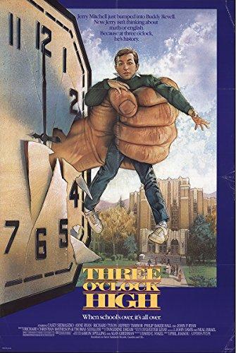Three O'clock High 1987 Authentic 27