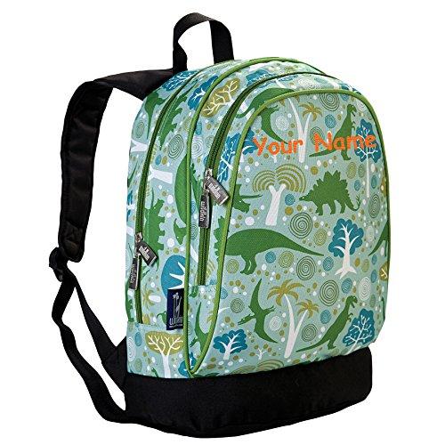 Personalized Olive Kids Dinomite Dinosaurs Dino Sidekick Backpack