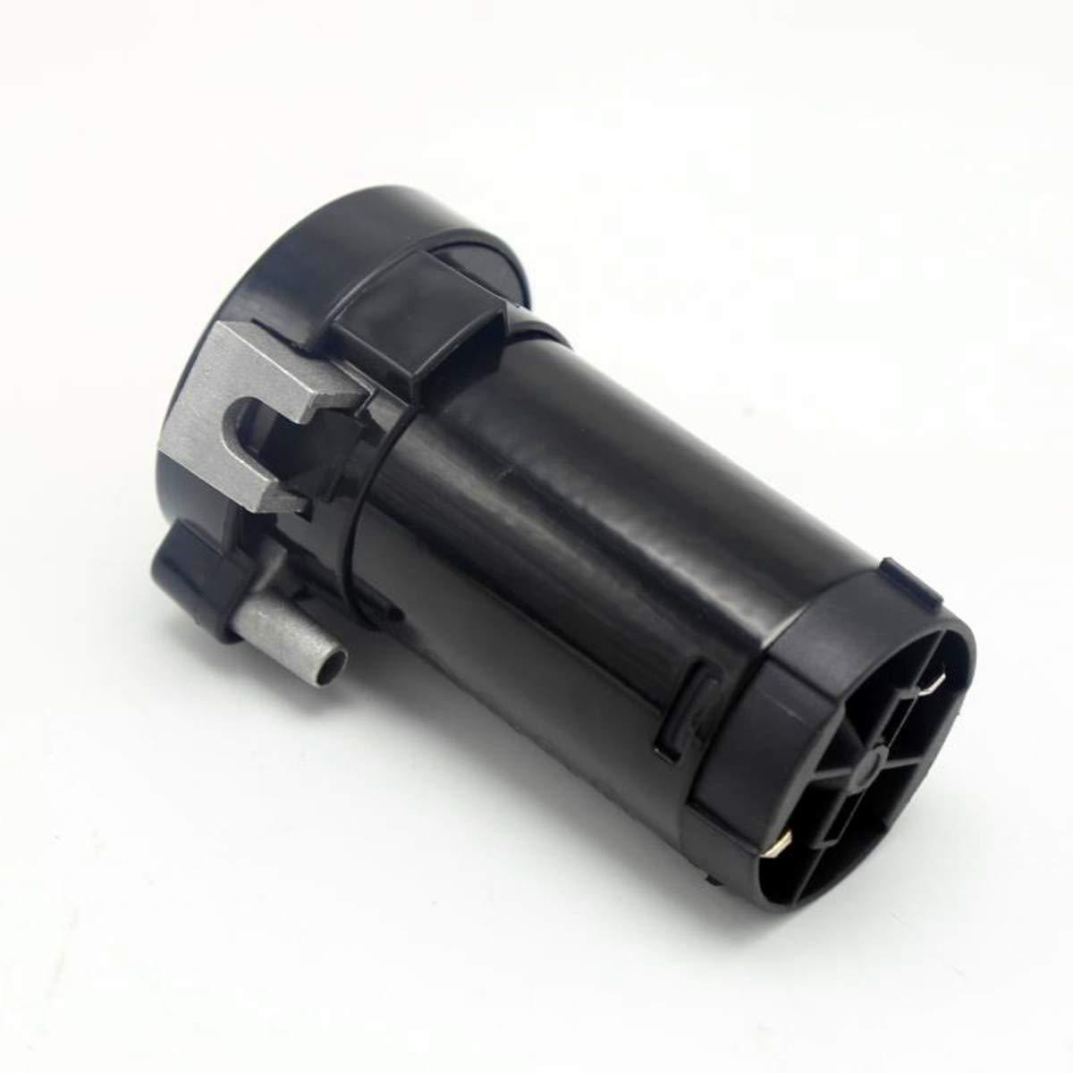 YIYIDA bocina de aire de 150 dB bocina de doble tubo cromada de zinc con doble trompeta bocina con compresor para cualquier veh/ículo de 12 V camiones barcos coches furgonetas trenes camiones