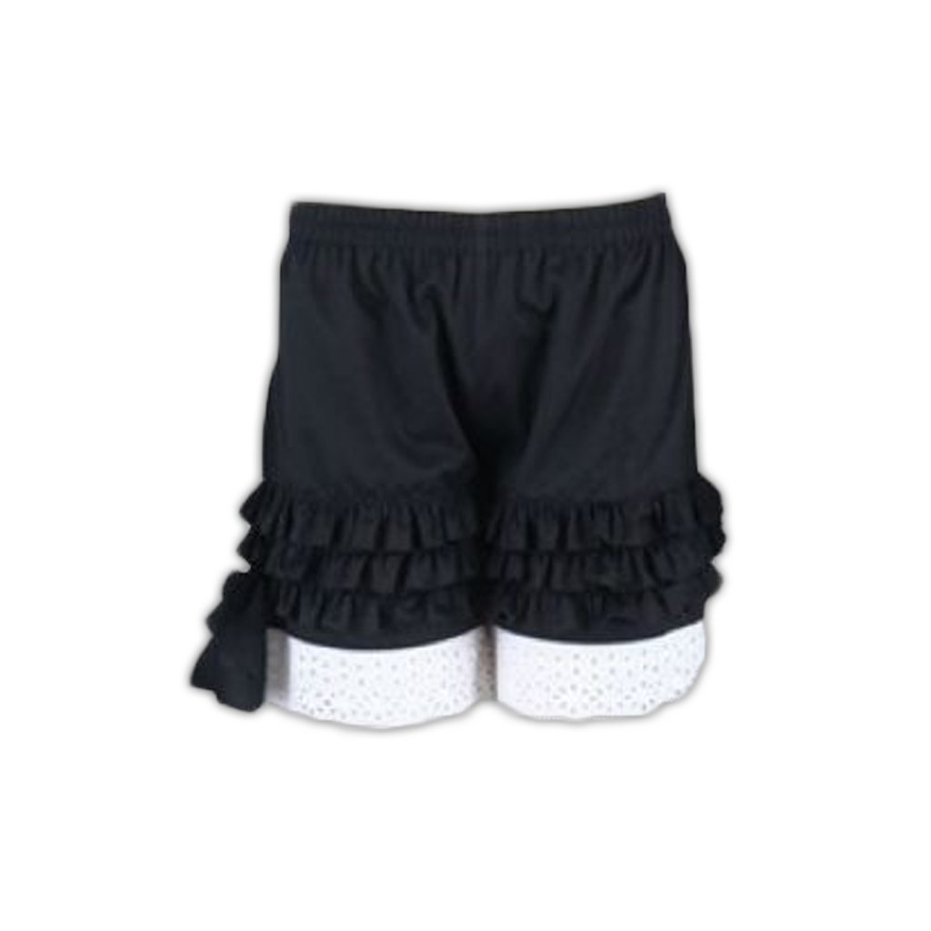 Dream2Reality Lolita Cuture Cosplay costume - Lolita Loose Shorts 2nd Ver Kid Size Small (disfraz)
