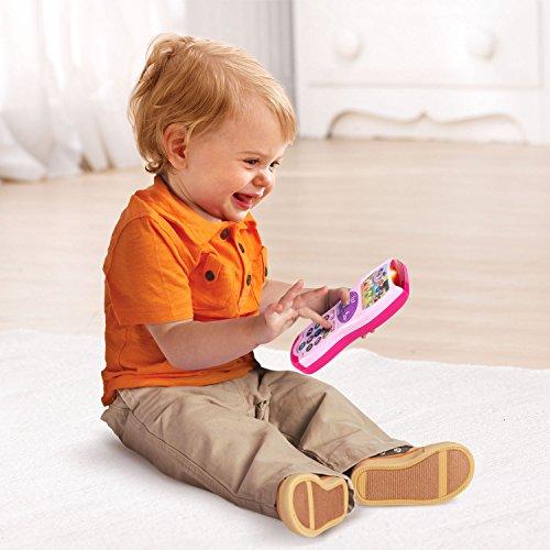 51ioudV8xGL - LeapFrog Violet's Learning Lights Remote, Pink