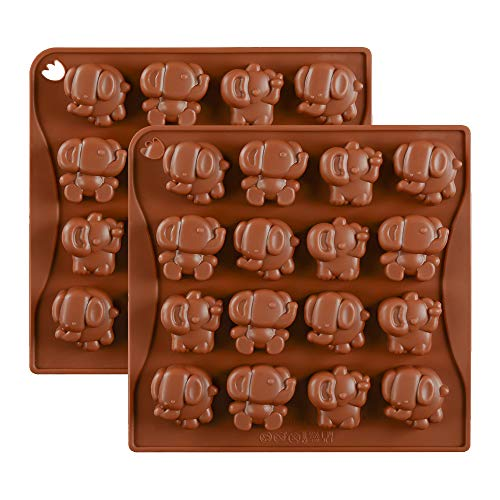 elephant chocolate mold - 3