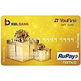 RBL - YouFirst RuPay Gift Card