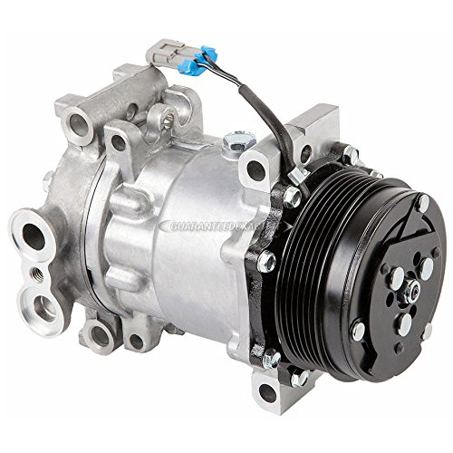Brand New Premium Quality AC Compressor & A/C Clutch For GM Chevy (Hd A/c Compressor Clutch)