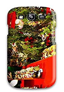 Galaxy S3 Cover Case - Eco-friendly Packaging(christmas 95)