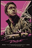 "Drive - 11"" x 17"" inches Movie Poster - Style O This is not the Movie or DVD!"