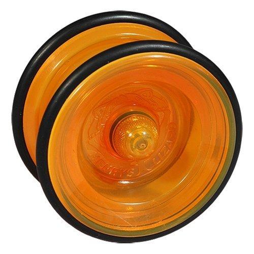 Henry's Lizard Yo-Yo with Book (Orange) by Henry's