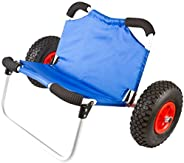 Apex KC-Dolly-SEAT Personal Watercraft Dolly (Kayak/Canoe Cart & Ch