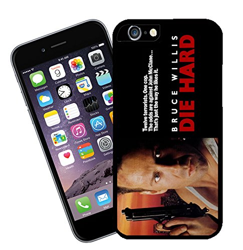Die Hard movie phone case - This cover will fit Apple model iPhone 7 (not 7 plus) - By Eclipse Gift Ideas