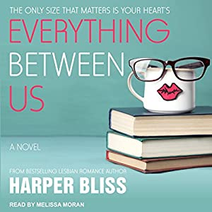 Everything Between Us Audiobook