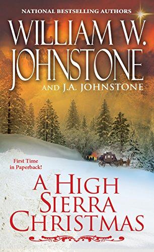 A High Sierra Christmas - William Johnstone