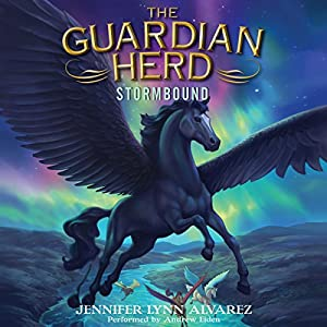 The Guardian Herd: Stormbound Audiobook