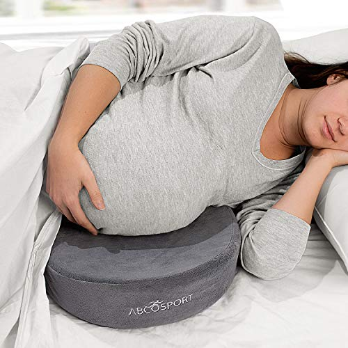 Pregnancy Wedge Pillows - Abco Tech Pregnancy Pillow Wedge for
