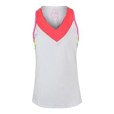 White Lacrosse Logo JANT girl Lacrosse Tie Dye T-Shirt