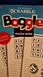 Large Print Boggle Puzzle Book (From the Makers of Scrabble)