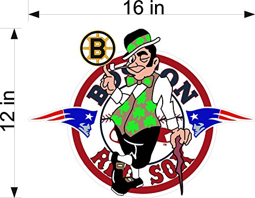 - Boston Sports Fan Irish 12