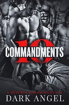 10 Commandments: A Reverse Harem Romance by [Angel, Dark]