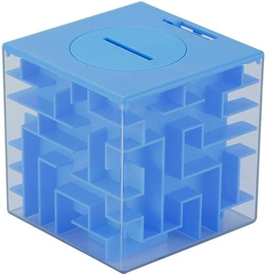 Cajas de dinero Laberinto del dinero Puzzle Box, Cubo del ...
