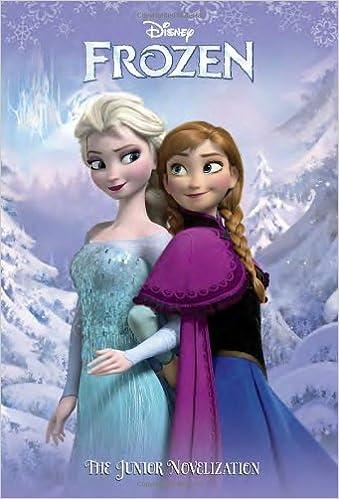 Frozen Junior Novelization (Disney Frozen)