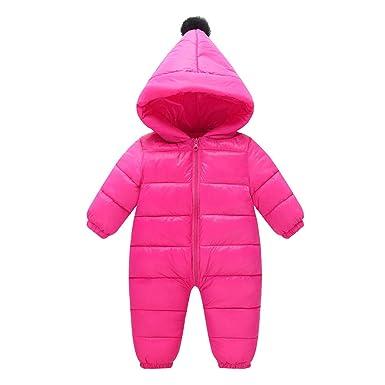 e5e29dbafc1cf MIOIM ベビー ロンパース ダウンコート 中綿 帽子付き カバーオール 赤ちゃん 着ぐるみ ジャンプスーツ 長袖 秋冬 お出かけ