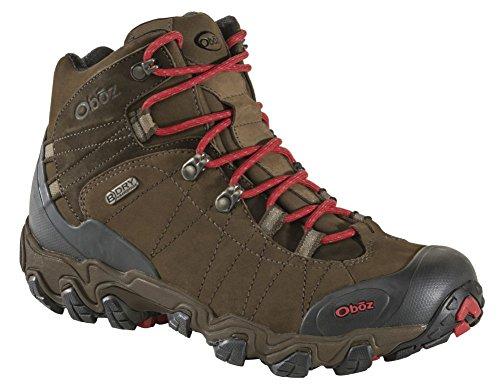 Oboz Bridger Mid B-Dry Hiking Boots - Men's Scotch Brown ...