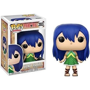Amazon.com: Funko Pop Keychain: Fairy Tail - Carla ...