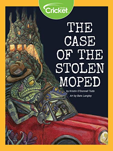 The Case of the Stolen Moped - Kindle edition by Kristin O