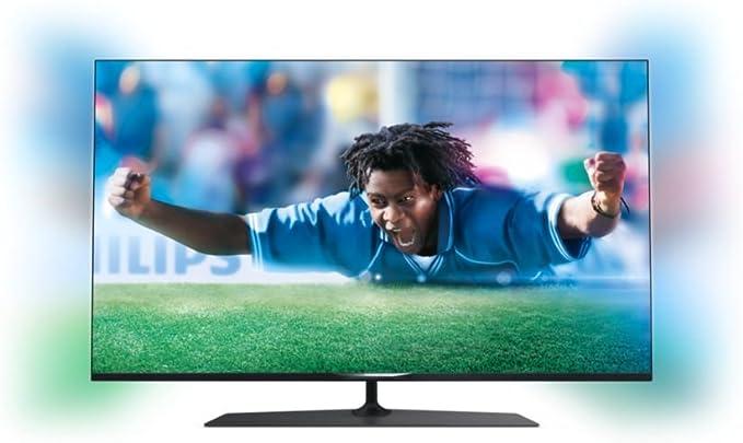 Philips Televisor Smart LED 4K Ultra HD ultraplano 49PUS7809 - Tv Led 49 49Pus7809 Ambilight Uhd 4K, 3D, Wi-Fi Y Smart Tv