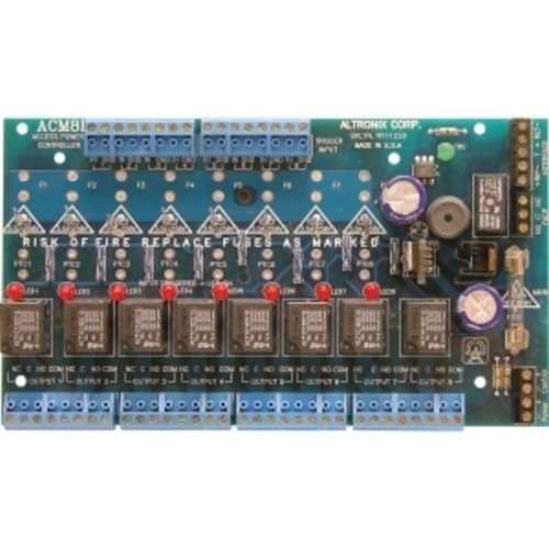 Altronix Power Module ACM8CB,Output Access Power Controller Module (Module Dist Power)