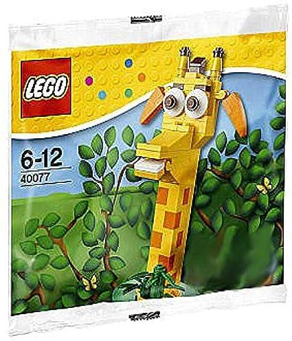 Amazon.com: LEGO 40077 Toys R Us, Geoffrey Nueva Bolsa ...