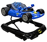 KidsEmbrace Batman Baby Activity Walker, DC Comics Car, Music and Lights, Blue Review