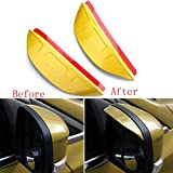 Best Visor Shields For IPhones - Buildent New ABS Car Rearview Side Mirror Shield Review