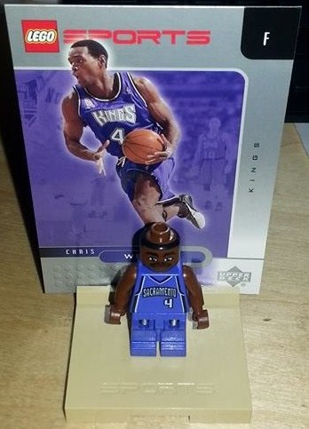 lego basketball figures - 3