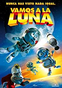 Vamos A La Luna / Fly Me to the Moon 2D & 3D 3D Blu-Ray