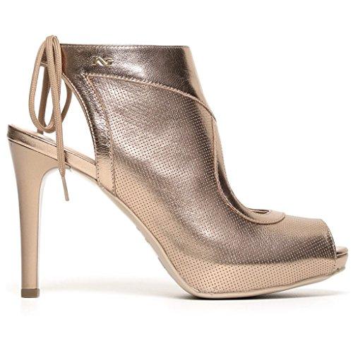 Nero Altas Giardini Beige Zapatillas Size Eu 37 Mujer BBOZqwWFS
