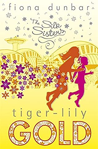 book cover of Tiger-Lily Gold
