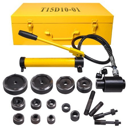 Hydraulic Metal Hole Puncher Hole driver