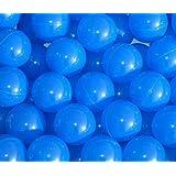 Koenig-Tom Bällebad Bälle FARBLICH SORTIERT = 15 Farben zur Auswahl (Ball Test Report vom November 2012)