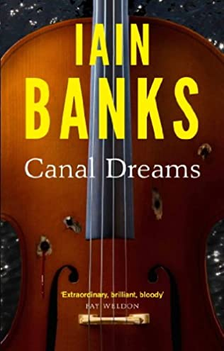 book cover of Canal Dreams