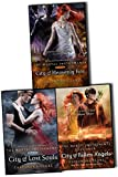 download ebook the mortal instruments 3 books collection pack set by cassandra clare rrp: £34.31 book 4, 5, 6 (04: city of fallen ange, 5: city of lost souls, 6: city of heavenly fire) pdf epub
