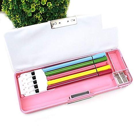 Amazon.com: Aisa - Estuche para lápices multifunción con ...